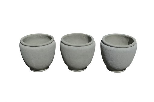 Round Urn Planters