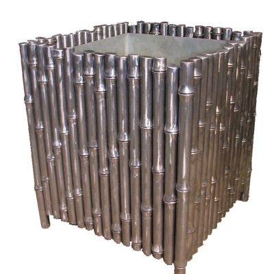 Aluminum Bamboo Planter