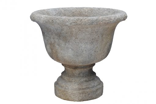 Small Concrete Urn