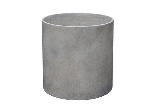 Modern Cylinder in Fibercement