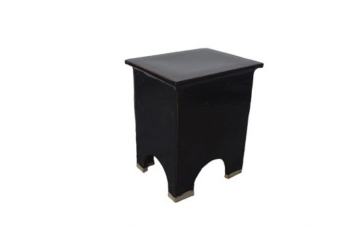 Oscuro Artisan Series Stool/Side Table