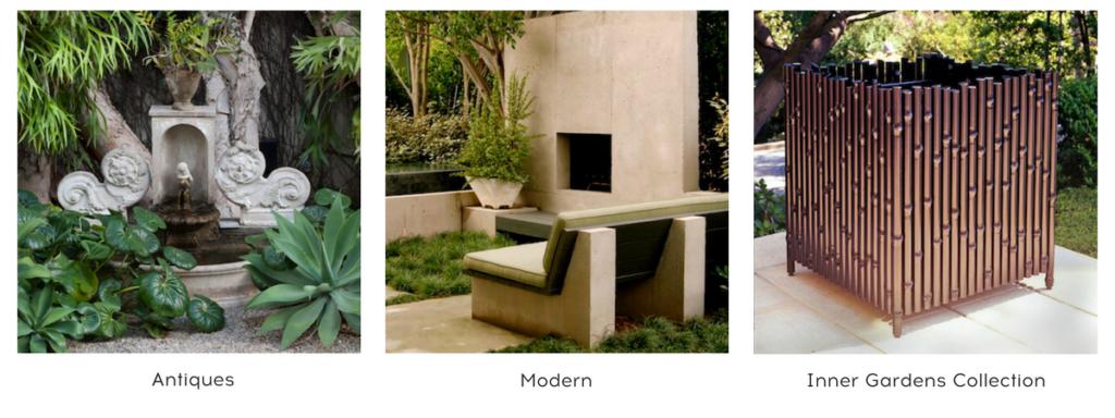 Inner Gardens Online Store