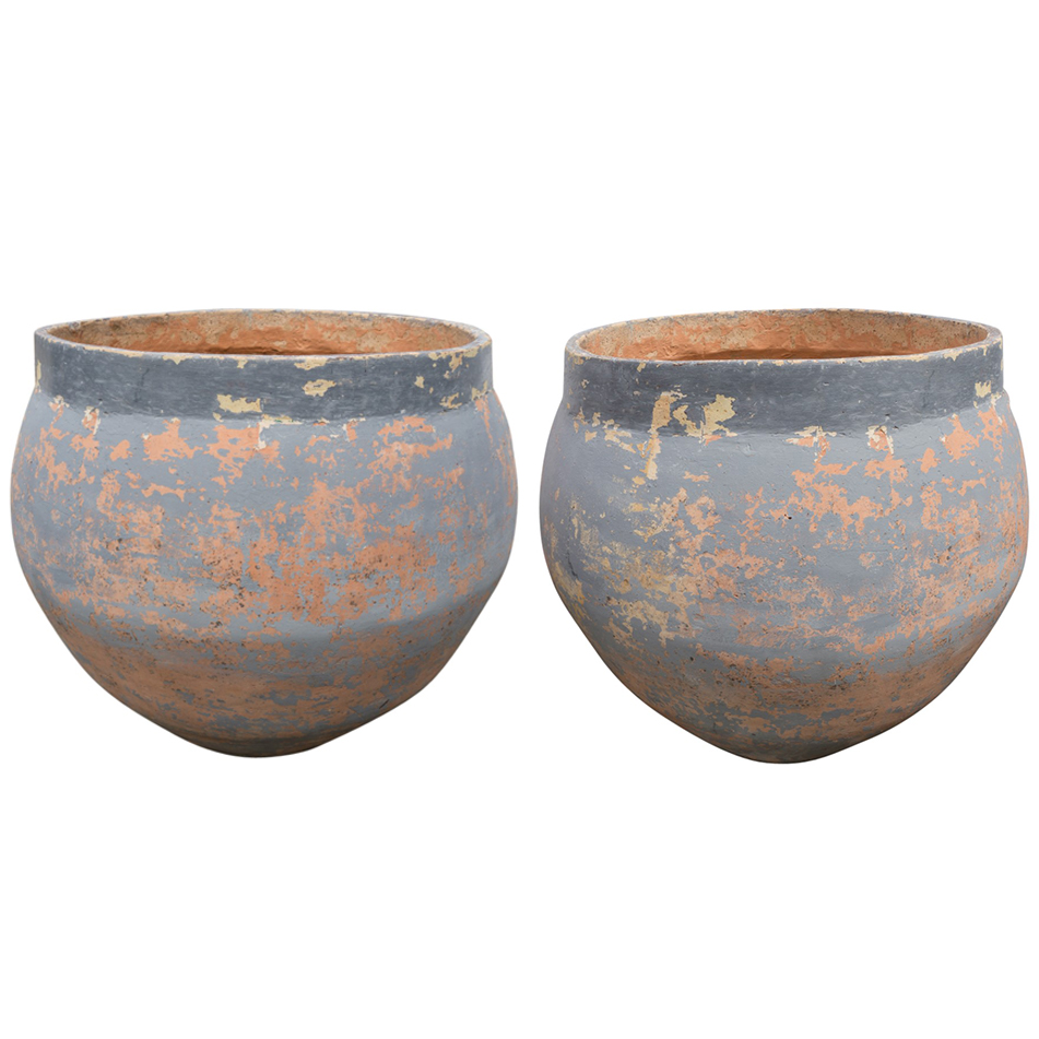 terracotta marchioro planters planter dia round terra p pot plastic in cotta
