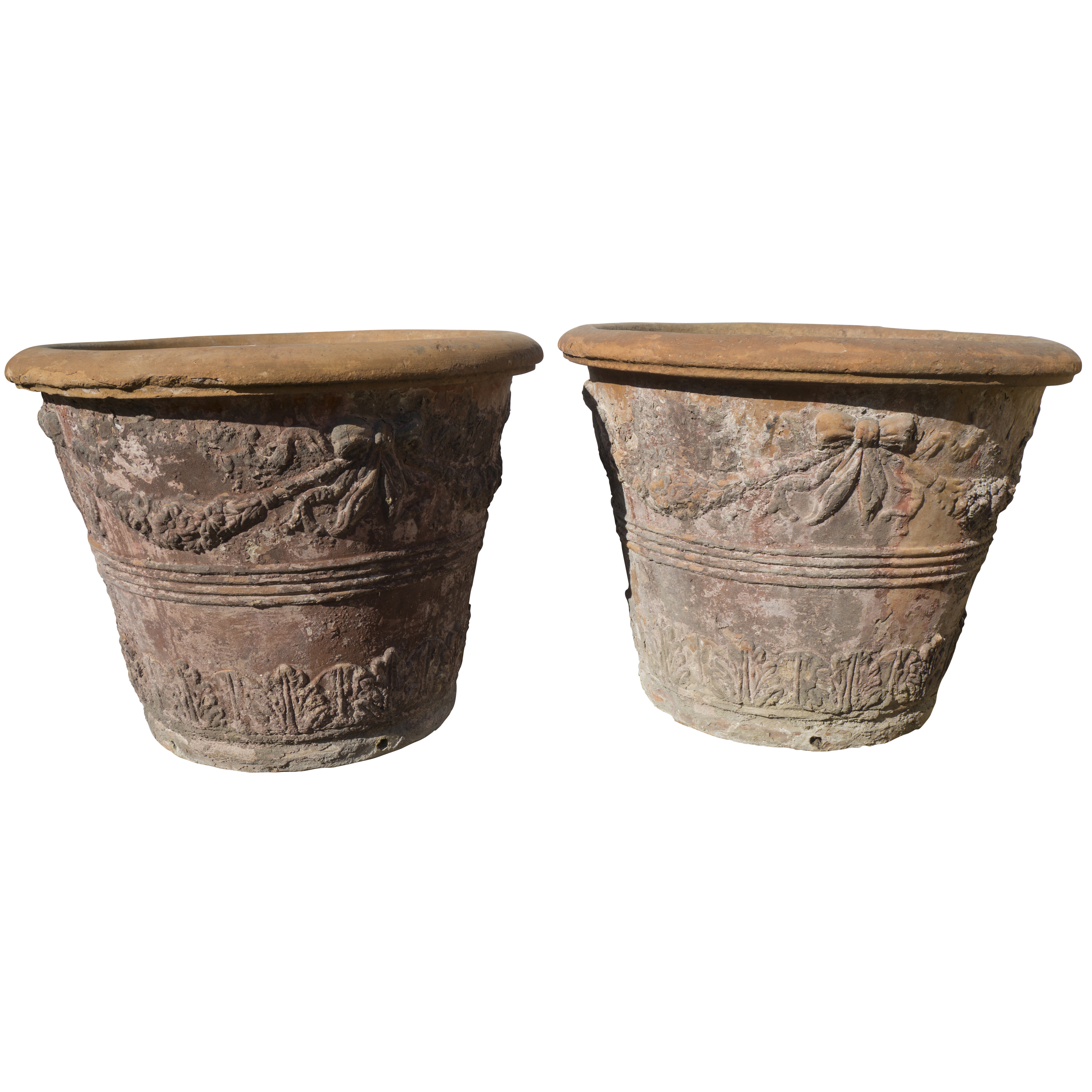 pots of planters the tedx terracotta planter italian best decors