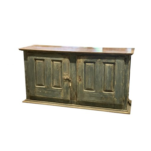 Antique French provincial cabinet