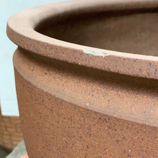 David Cressey Earthgender vintage planter left edge