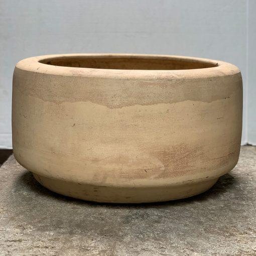 Vintage pottery planter by John Follis