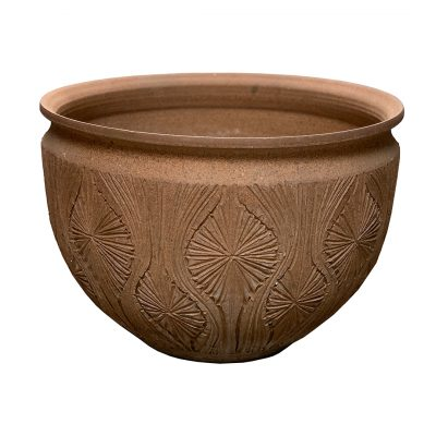 Teardrop planter by Robert Maxwell & David Cressey pottery for Earthgender