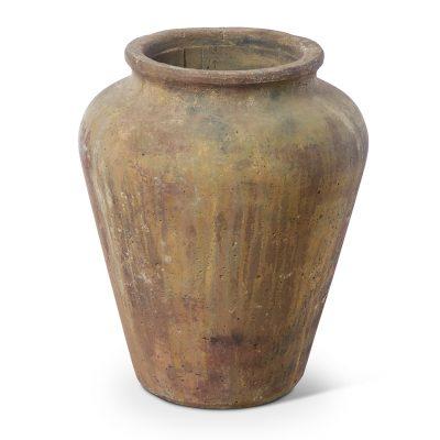 Antique French planter, outdoor pots & planters