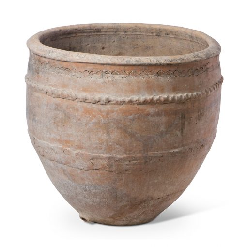 Anique garden decor: Spanish terra cotta pot