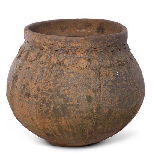 Unique planter pot, antique