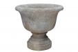 Small Concrete Urn