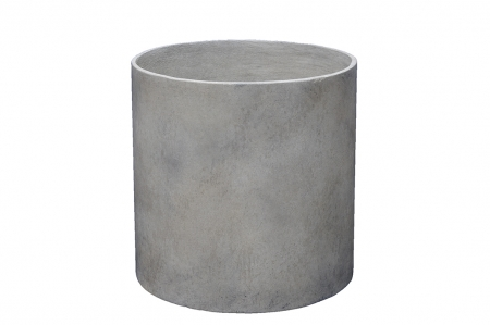 Modern Cylinder in Fibercement
