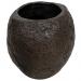 Cast Bronze Rock Planter