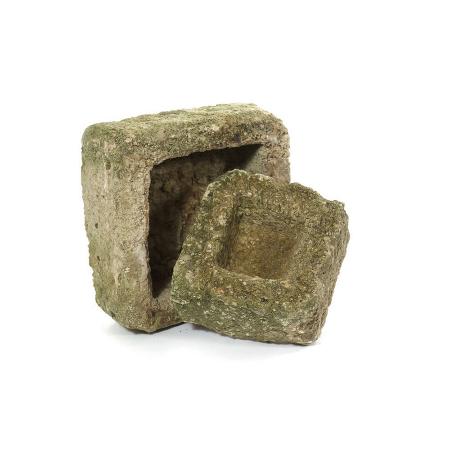 CDF-Squared-Stone-Planters